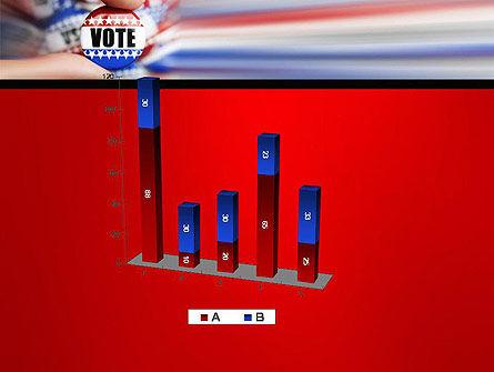 Vote Badge PowerPoint Template Slide 17
