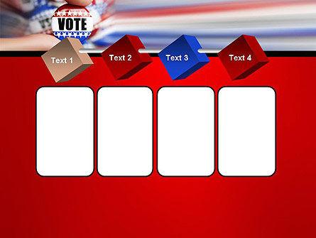 Vote Badge PowerPoint Template Slide 18