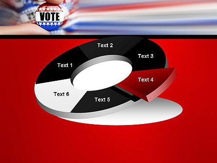 Vote Badge PowerPoint Template Slide 19