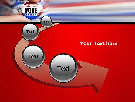 Vote Badge PowerPoint Template Slide 6