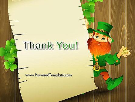 Saint Patrick's Day PowerPoint Template Slide 20