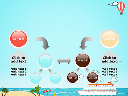 Summer Rest PowerPoint Template Slide 19