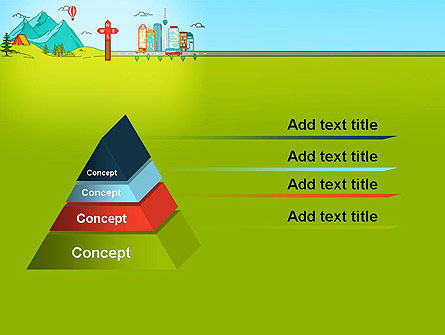 Traveling the Countryside PowerPoint Template Slide 4