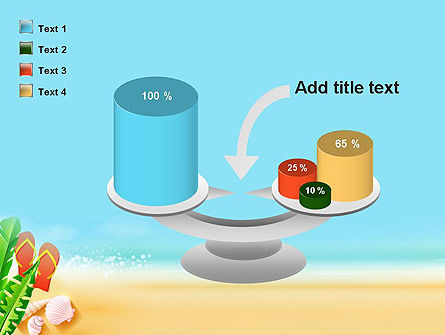 Sunny Beach PowerPoint Template Slide 10