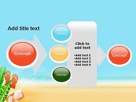 Sunny Beach PowerPoint Template Slide 17