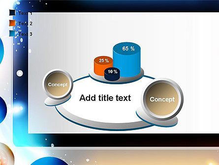 Conceptual Social Networking PowerPoint Template Slide 16
