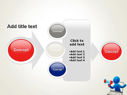 Call to Action PowerPoint Template Slide 17