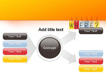 One Key Question PowerPoint Template Slide 14