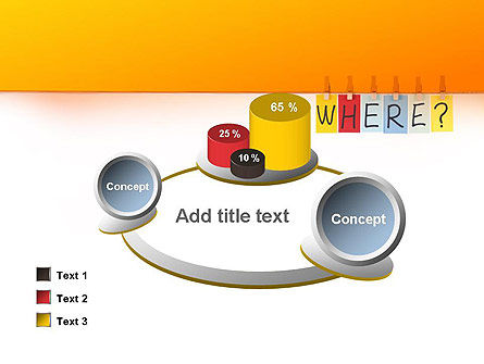 One Key Question PowerPoint Template Slide 16