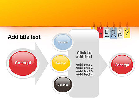 One Key Question PowerPoint Template Slide 17