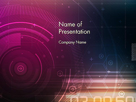 Future technology abstract powerpoint template backgrounds 14074 future technology abstract powerpoint template toneelgroepblik Gallery