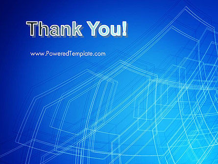 Wireframe Object PowerPoint Template Slide 20