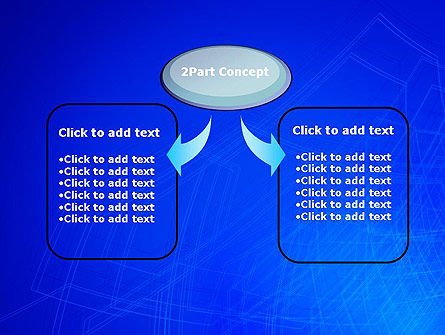 Wireframe Object PowerPoint Template Slide 4