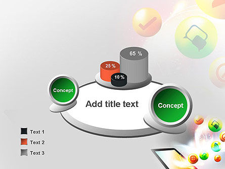 Mobile Application Design PowerPoint Template Slide 6