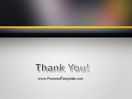 Blurred Surface PowerPoint Template Slide 20