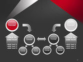 Abstract Cut Out PowerPoint Template#19