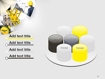 Reliable Architect PowerPoint Template Slide 12