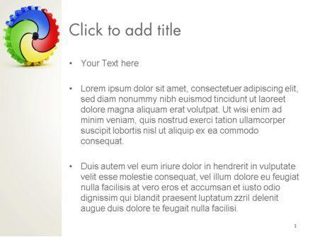 Integration PowerPoint Template, Slide 3, 14084, Business Concepts — PoweredTemplate.com