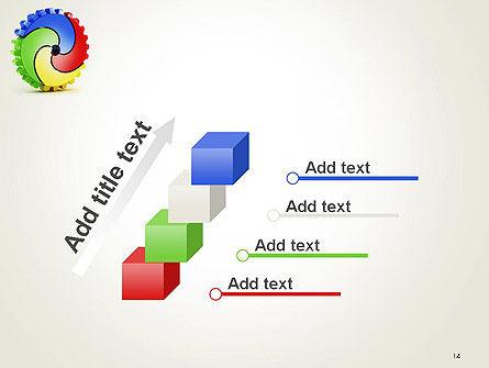 Integration PowerPoint Template Slide 14