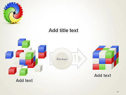 Integration PowerPoint Template Slide 17