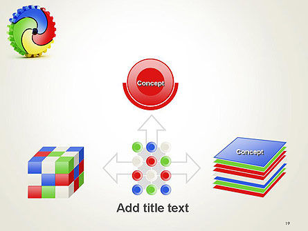Integration PowerPoint Template Slide 19