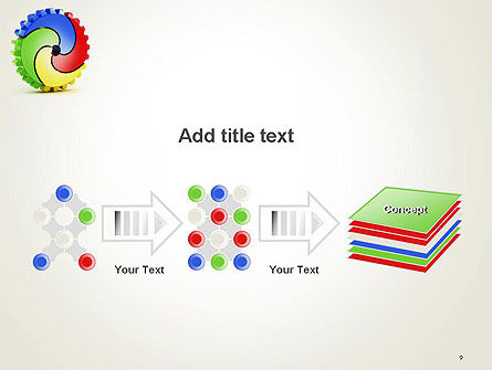 Integration PowerPoint Template Slide 9
