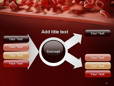 Cord Blood PowerPoint Template Slide 14
