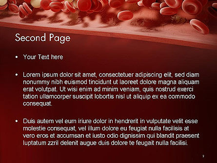 Cord Blood PowerPoint Template Slide 2