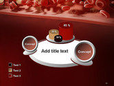 Cord Blood PowerPoint Template#16