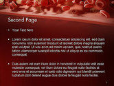Cord Blood PowerPoint Template#2
