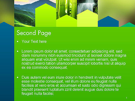 Nature and Environment PowerPoint Template, Slide 2, 14090, Nature & Environment — PoweredTemplate.com