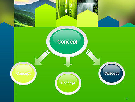 Nature and Environment PowerPoint Template, Slide 4, 14090, Nature & Environment — PoweredTemplate.com