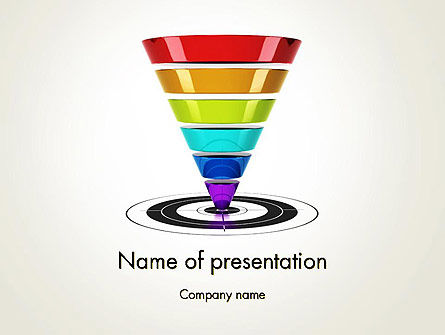 Conversion Funnel PowerPoint Template