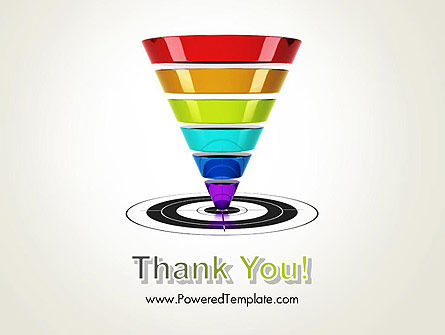 Conversion Funnel PowerPoint Template Slide 20