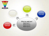 Conversion Funnel PowerPoint Template#7