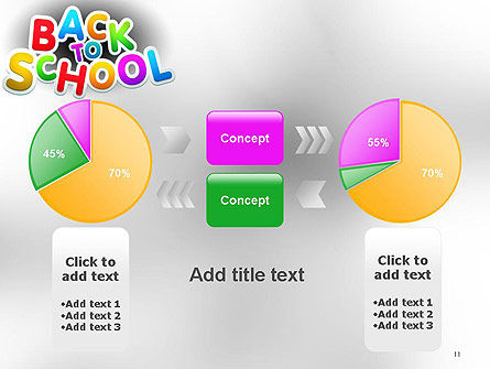 Welcome Back To School PowerPoint Template Slide 11