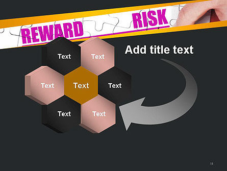 Risk vs Reward PowerPoint Template Slide 11