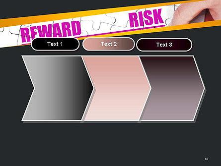 Risk vs Reward PowerPoint Template Slide 16