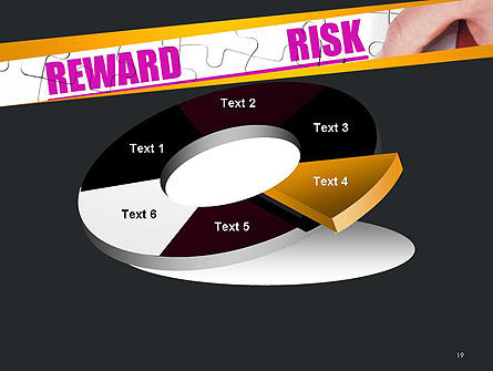 Risk vs Reward PowerPoint Template Slide 19
