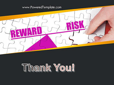 Risk vs Reward PowerPoint Template Slide 20