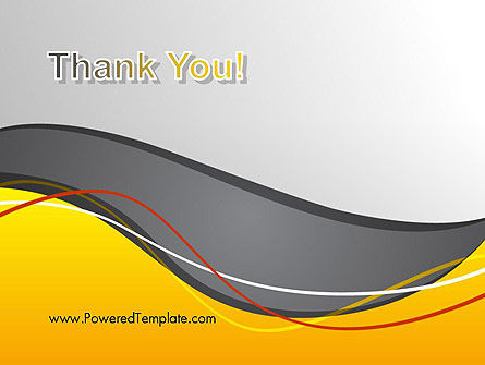 Windy Abstract PowerPoint Template Slide 20