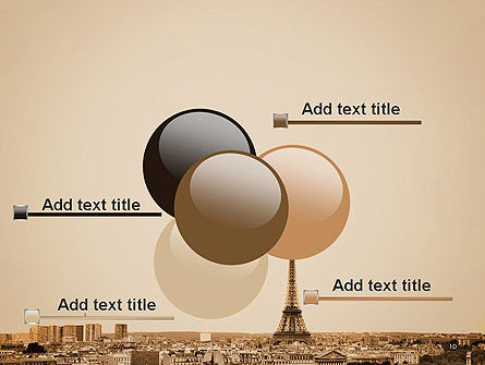 Destination France PowerPoint Template Slide 10
