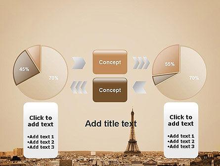Destination France PowerPoint Template Slide 11