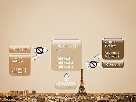 Destination France PowerPoint Template Slide 13