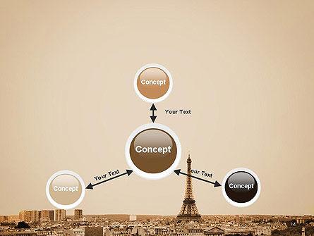 Destination France PowerPoint Template Slide 14