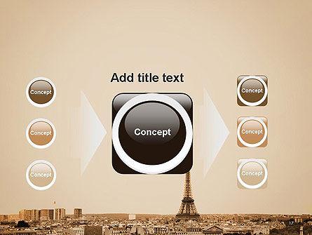 Destination France PowerPoint Template Slide 17
