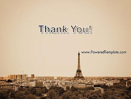 Destination France PowerPoint Template Slide 20