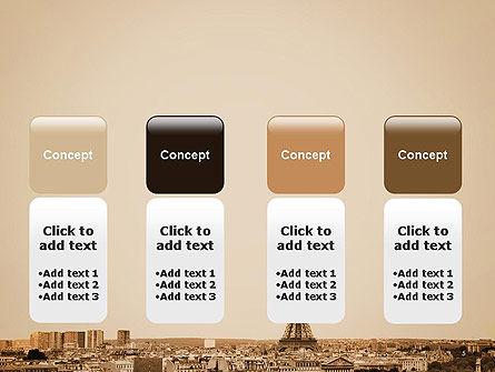 Destination France PowerPoint Template Slide 5