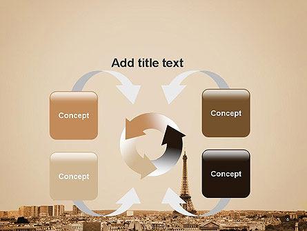 Destination France PowerPoint Template Slide 6