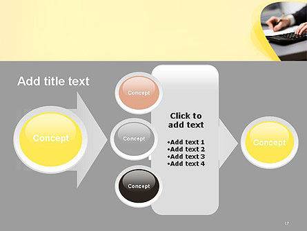 Bookkeeping and Accounting PowerPoint Template Slide 17